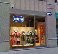 Zaragoza estrena una nueva tienda chicco for Piscinas infantiles eroski
