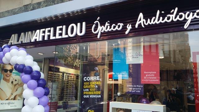 a697b7653f Alain Afflelou Óptico - Óptica y audiología