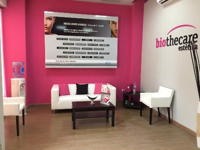 Biothecare est tika centros de belleza integral con - Poligono tecnologico ogijares ...