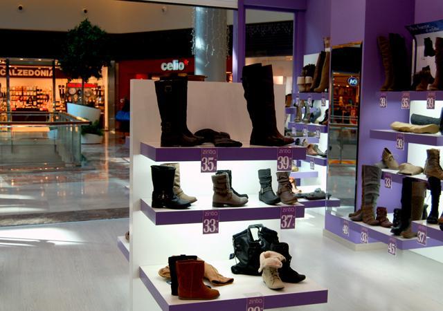 Zintia franquicias de calzado femenino - Franquicias de fotografia ...