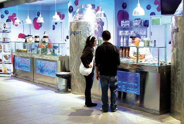 Yoyogurt franquicias especializadas en helado de yogurt - Franquicias de fotografia ...