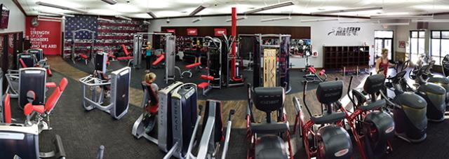 Snap fitness centros de fitness 24 horas for 24 horas gym