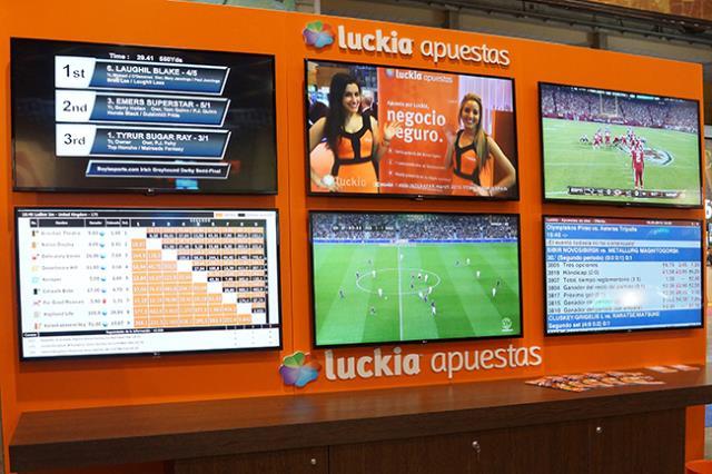 Luckia apuestas local de apuestas deportivas presenciales - Luckia casa de apuestas ...