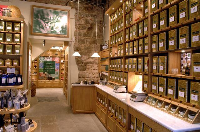 Tea shop east west company boutiques especializadas en venta de t s frescos a granel - Franquicia tea shop ...